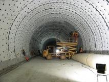 Тунел - бул. Черни връх