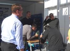 Херц-България ООД отново посрещна клиентите си на Технически панаир Пловдив 2014