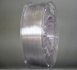 PC филамент, прозрачен/черен/бял, 1,75 и 2,9мм.