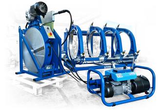 Машини за челно заваряване на тръби в монтажни условия тип РТ630