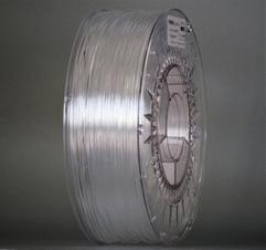 PMMA филамент, прозрачен, 1,75 и 2,9мм.