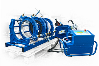 Машини за челно заваряване на тръби в монтажни условия тип РТ355
