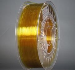 PETG филамент, черен/бял/прозрачни/металик, 1,75 и 2,9мм.