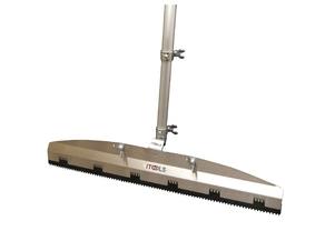 Ракел за саморазливни подови смеси ERGO 56см. с телескопична дръжка