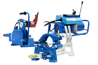 Машина за челно заваряване на тръби в монтажни условия тип РТ125