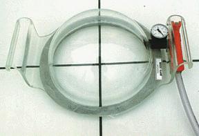 Вакуум-камбана кръгла 360мм